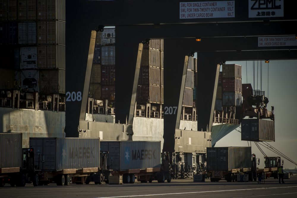 The Port of Houston broke its tonnage record in 2017 with more than 38 million tons of imports and exports, according to a report presented to the Port's Commission on January 30th 2018.