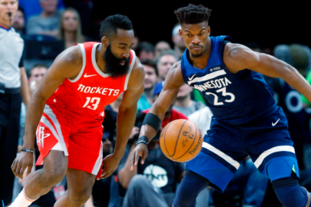 James Harden - Jimmy Butler