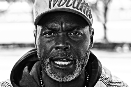 Alberto Eduardo White - Homeless of Houston