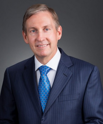Dr. Peter Pisters, president of MD Anderson Cancer Center.