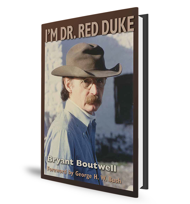 Red Duke Book Cover