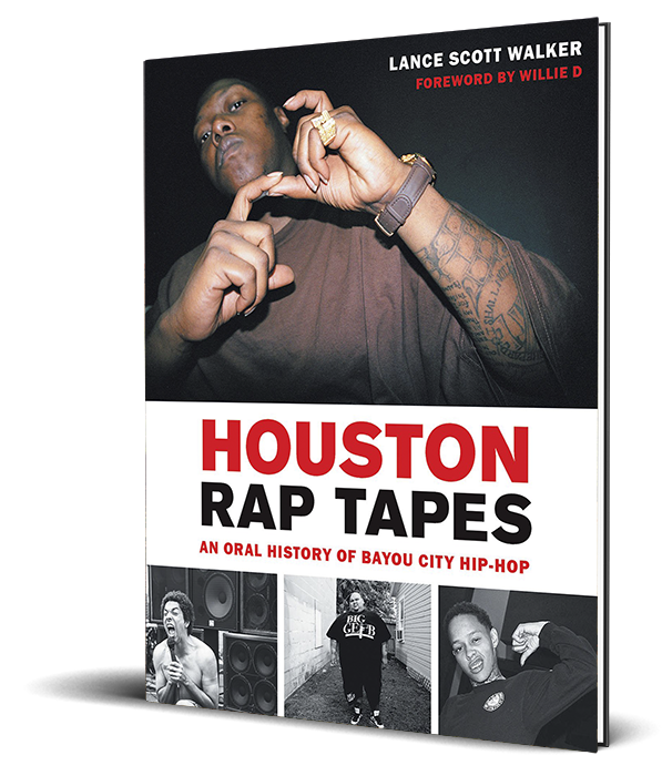 Houston Rap Tapes Book