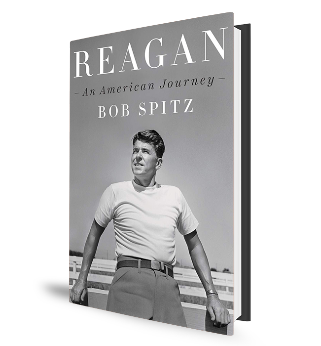 Reagan: An American Journey - Book Cover