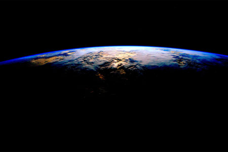 Scott Kelly - Earth Photo