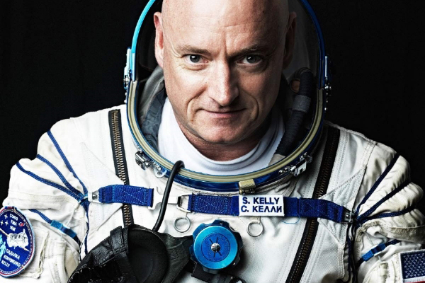 Former astronaut Scott Kelly