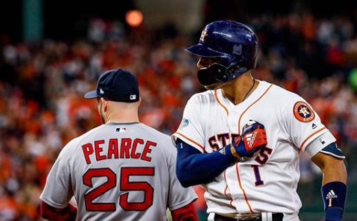 MLB Clears Astros of Allegations of Sign Stealing – Houston Public Media