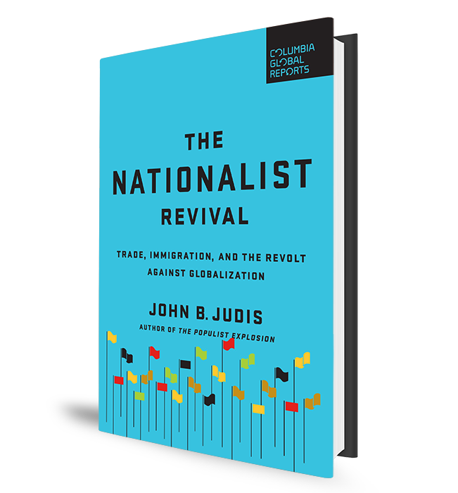The Nationalist Revival - Book Cover