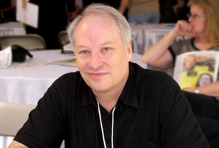 Writer Joe R. Lansdale