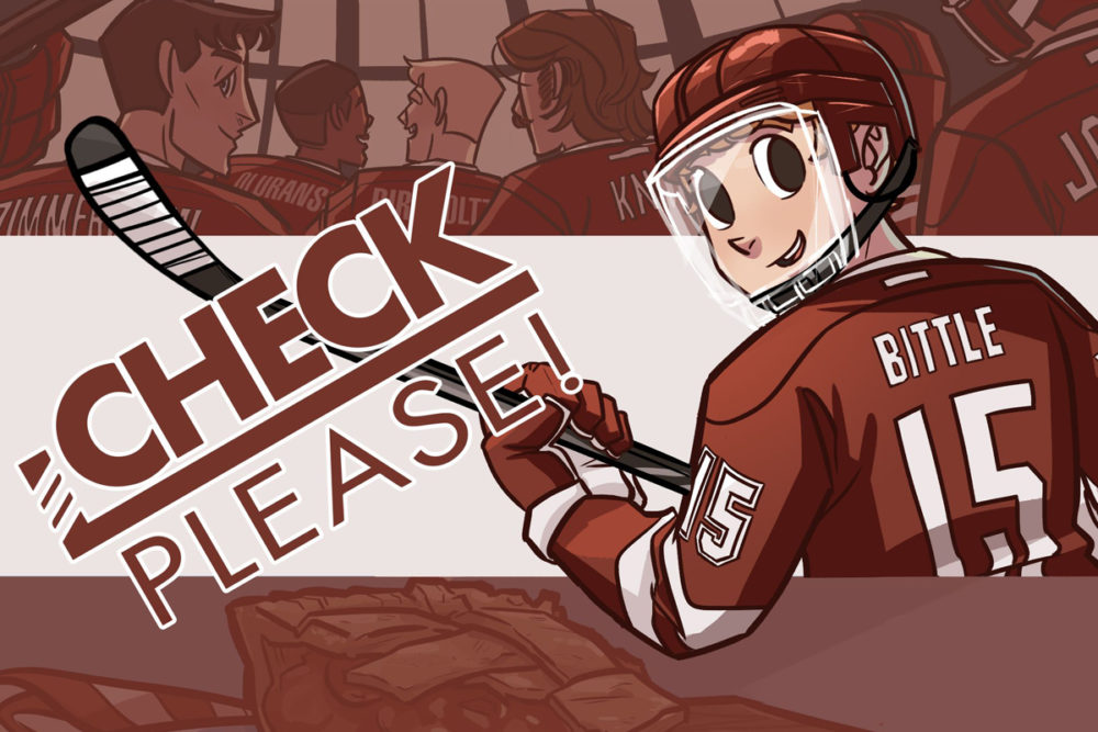 Check Please - Hockey Web Comic