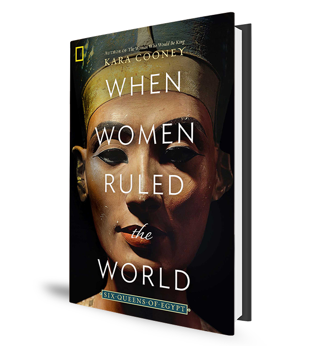 When Women Ruled the World - Book