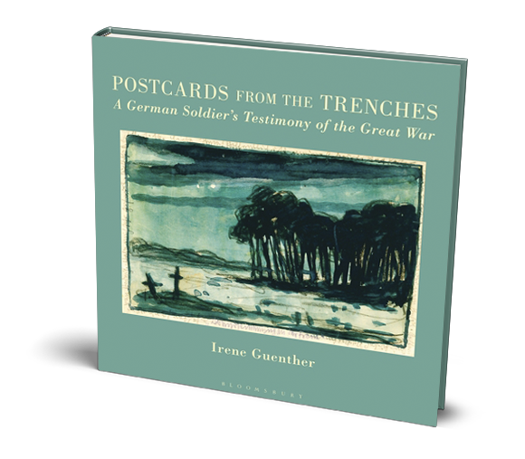 Postcards from the Trenches Book