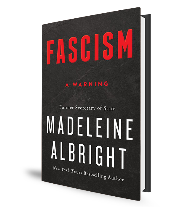 Facism: A Warning - Book