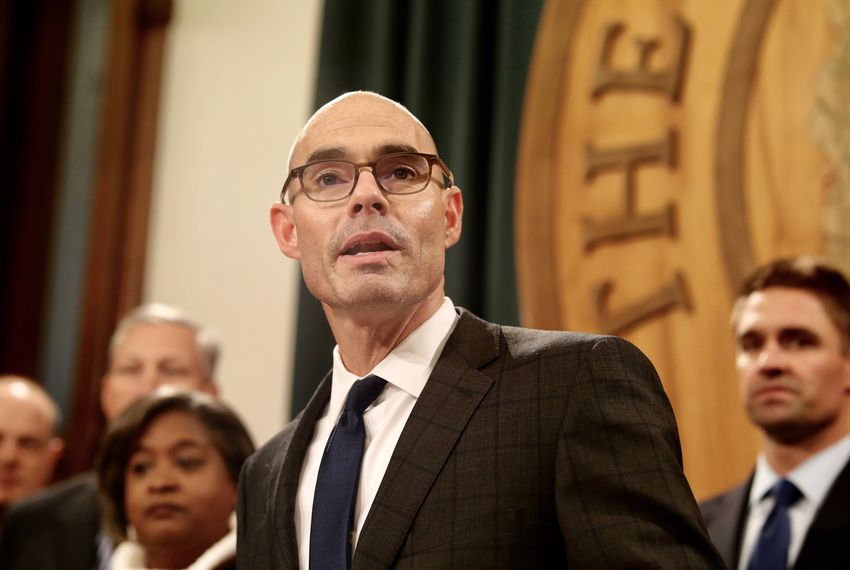 Dennis Bonnen Says He Has The Votes To Become The Next Speaker Of The Texas  House – Houston Public Media