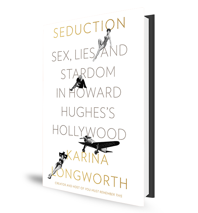 Seduction - Howard Hughes Book