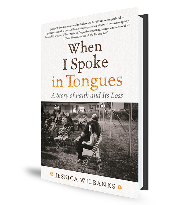 When I Spoke In Tongues book
