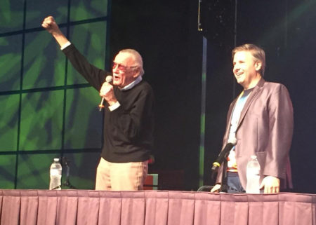 Stan Lee and Ernie Manouse, Comicpalooza