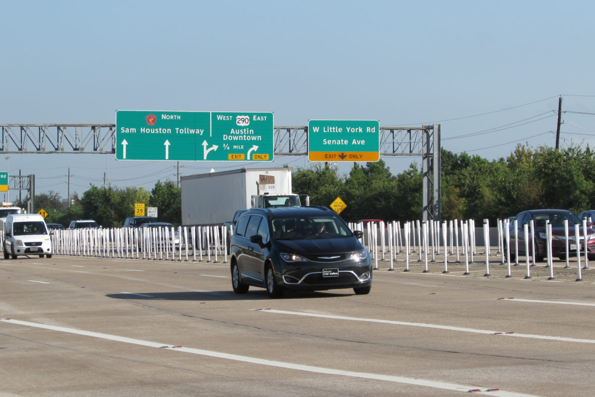 Tollway Team Helps Get Drivers Out Of Scary Situations