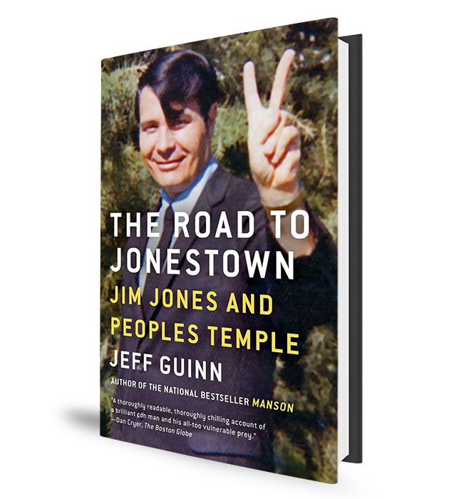 The Road to Jonestown Book