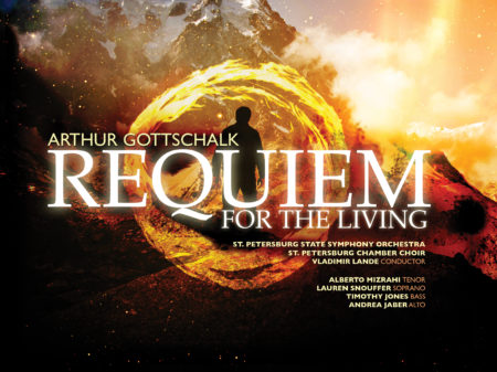 Cover art for the original CD release of Requiem For the Living