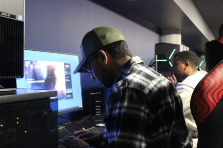 This week, the University of Houston-Downtown debuted its new eSports Center, with 16 gaming stations.