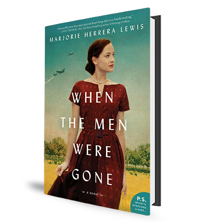 When The Men Were Gone Book