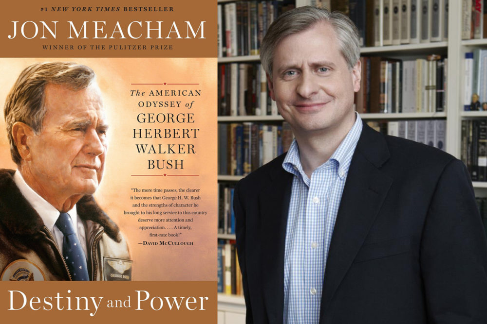 Jon Meacham Destiny and Power book
