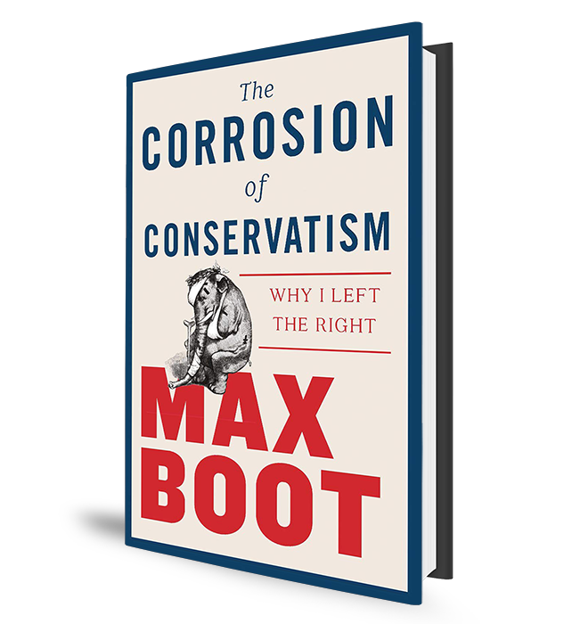 Corrosion of Conservatism Book