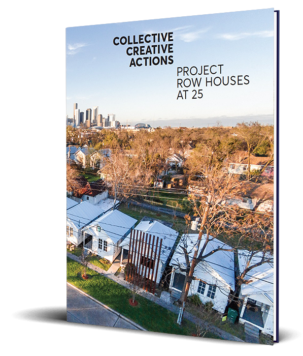 Project Row Houses Book