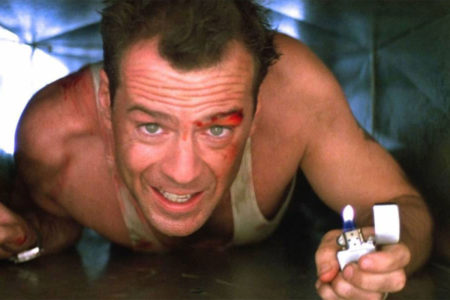 Die Hard -Bruce Willis