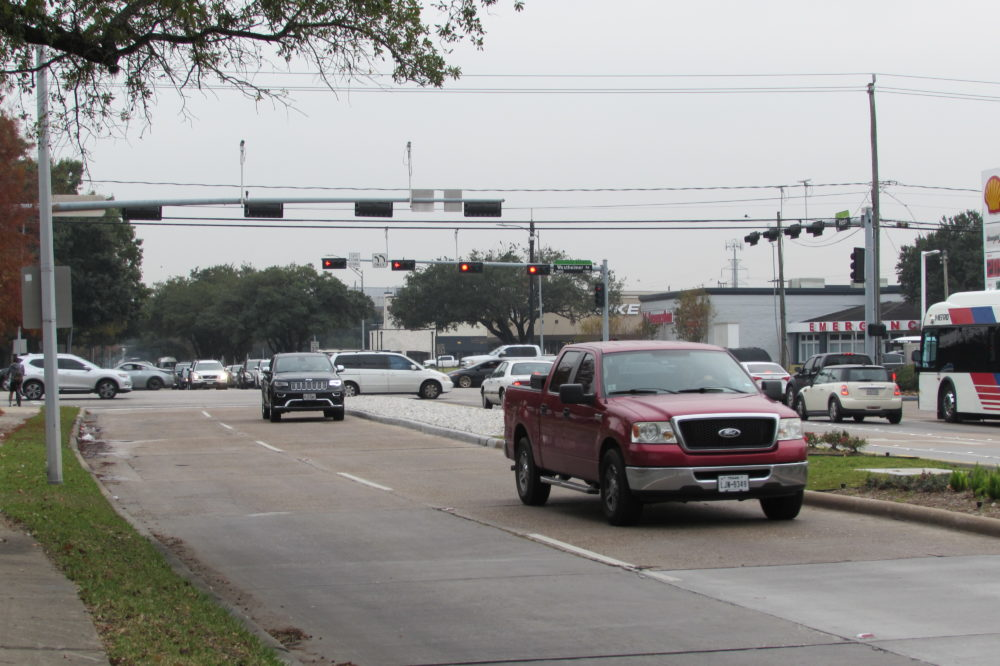 Texas Had The Third Highest Number Of Pedestrian Traffic Fatalities