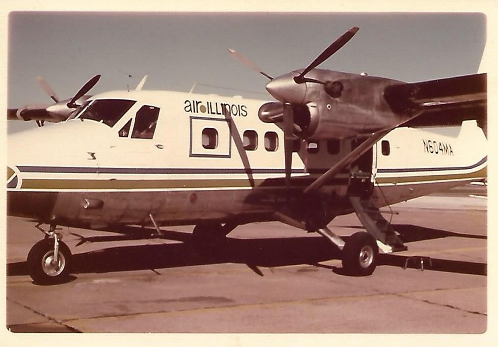 Air Illinois Turboprop