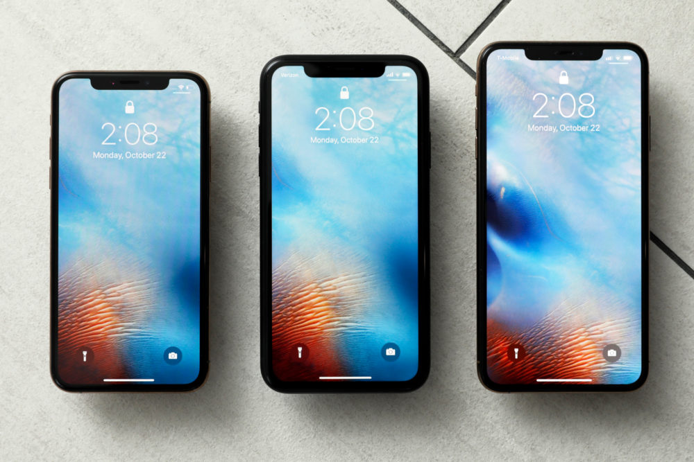 New iPhones