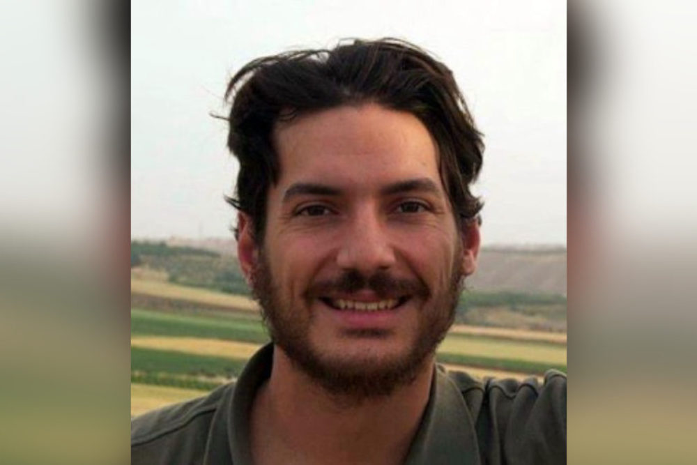 Missing Journalist Austin Tice
