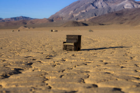 Death Valley Piano