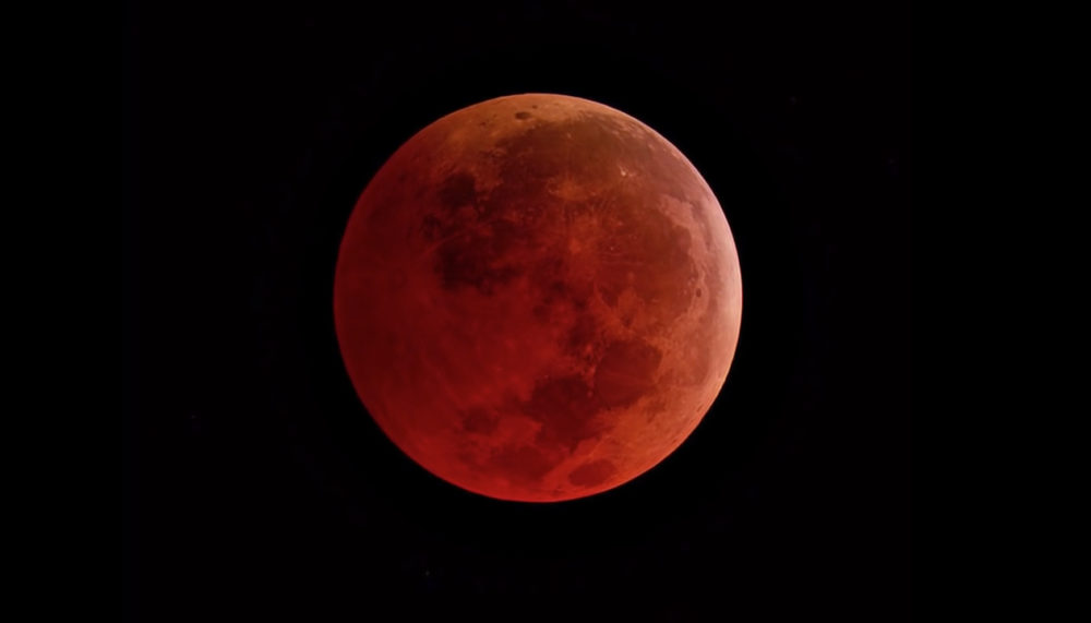 red moon 2019 houston - photo #1