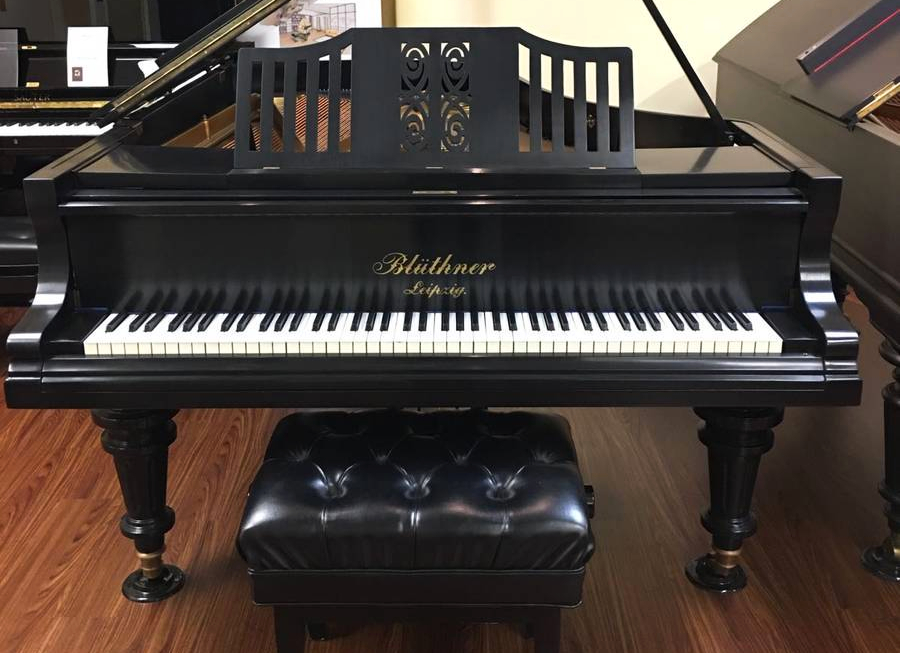 A Blüthner Piano