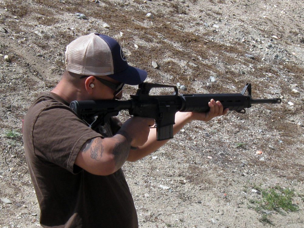 What's The Case For (And Against) Banning The AR-15