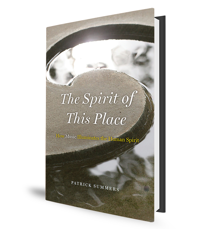 The Spirit of This Place - Book