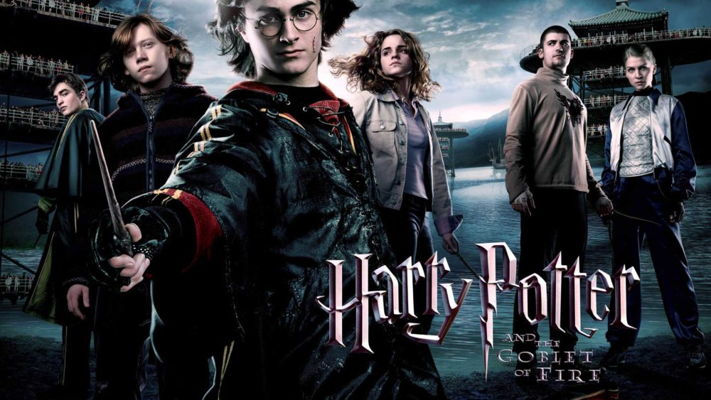 Harry Potter And The Goblet-Of Fire