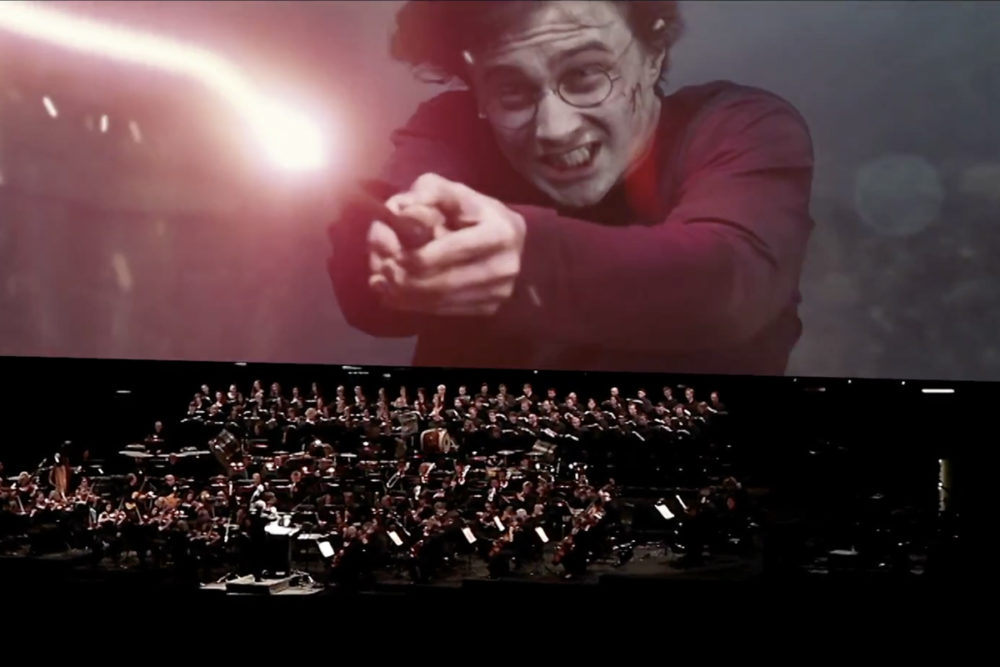 Harry Potter And The Goblet Of Fire - Live In Concert