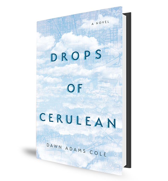 Drops of Cerulean - Book