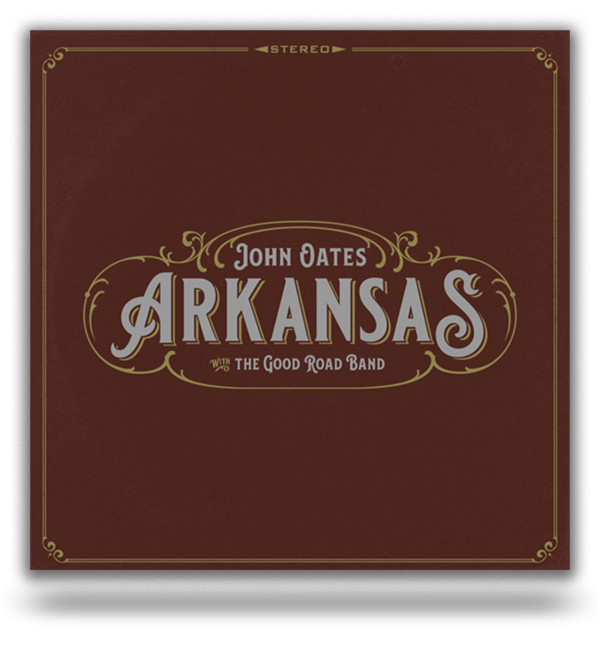 John Oates - Arkansas Album Cover