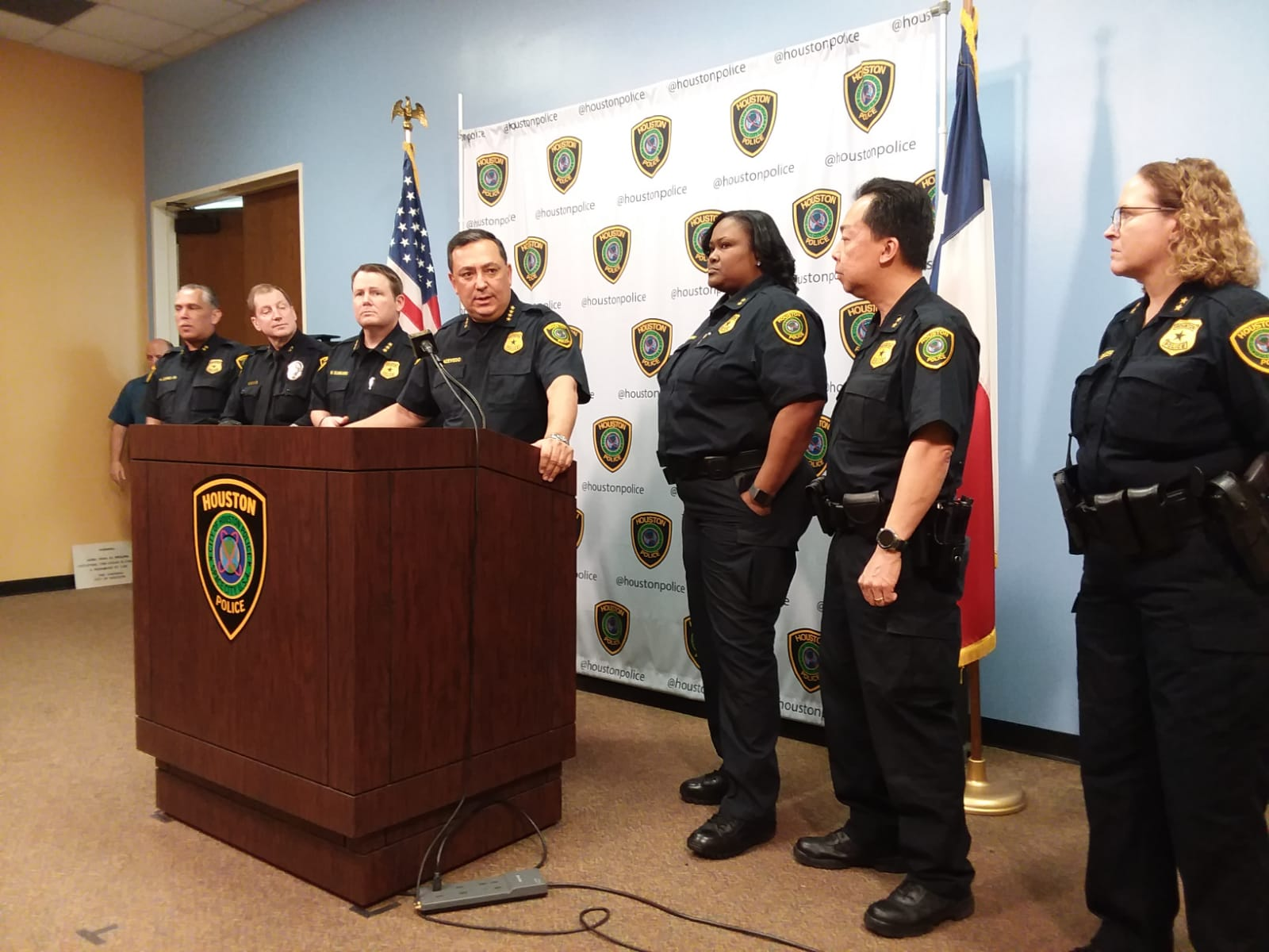 Houston Cop Who Led A Deadly Drug Raid May Have Lied About