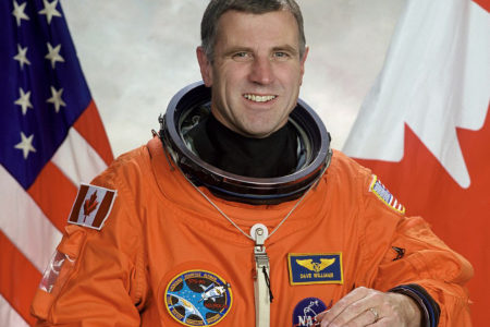Former Astronaut Dave Williams