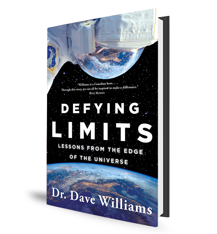 Defying Limits - Book
