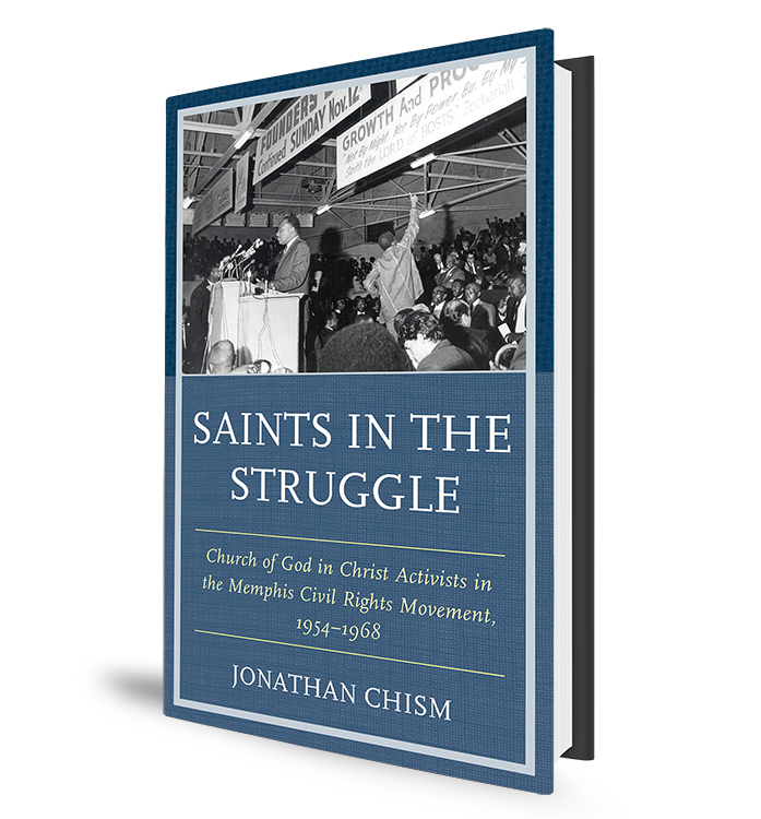 Saints in the Struggle Book