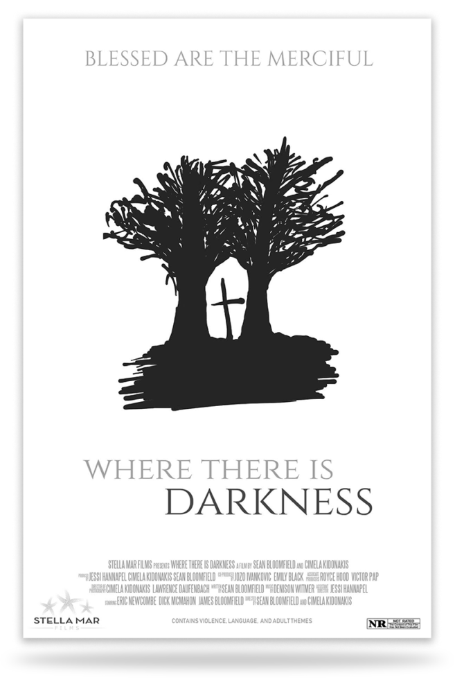 Where There Is Darkness Movie Poster