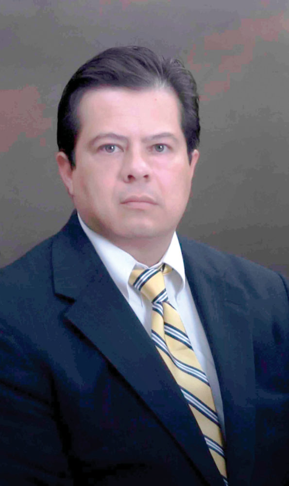 Carlos Cisneros, Author of The Paper Lawyer