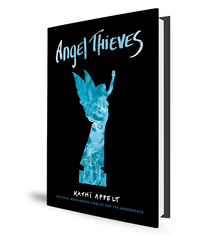 Angel Thieves Book