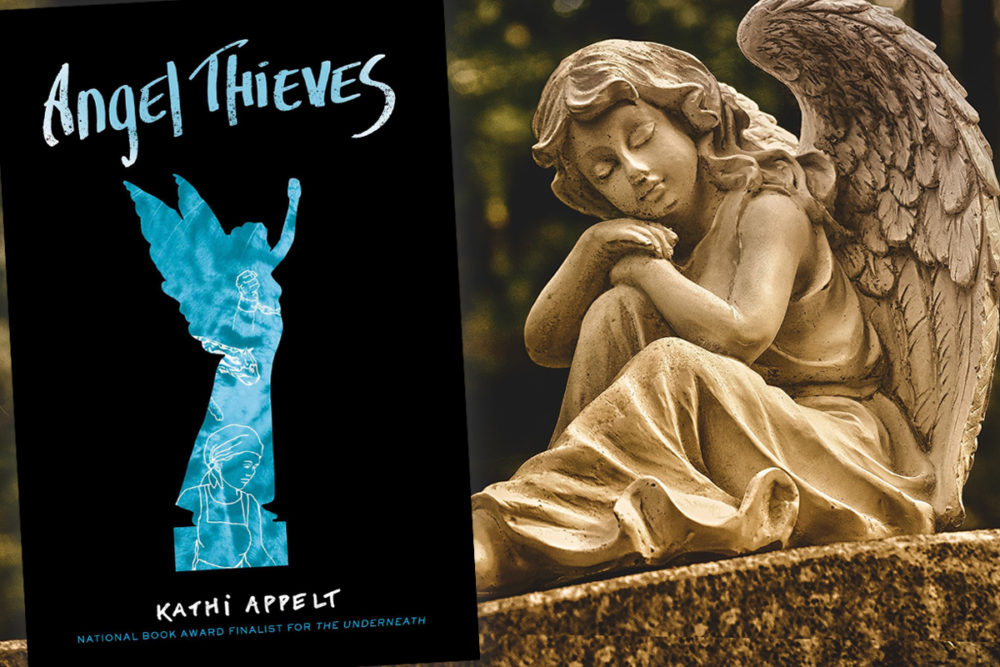 Angel Thieves - Cemetery